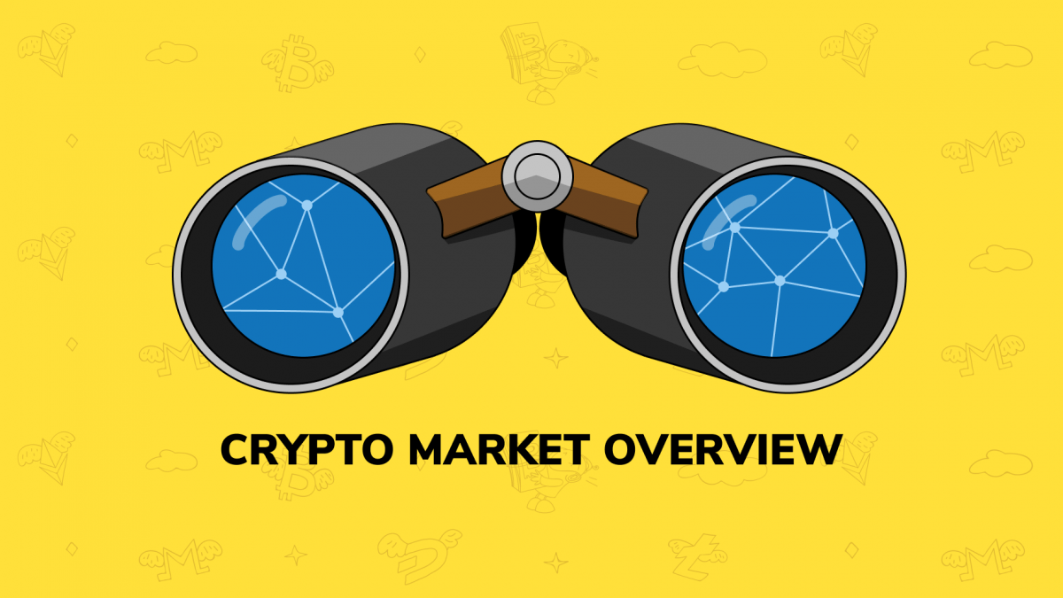 Crypto Market Overview April 8 – April 14, 2019