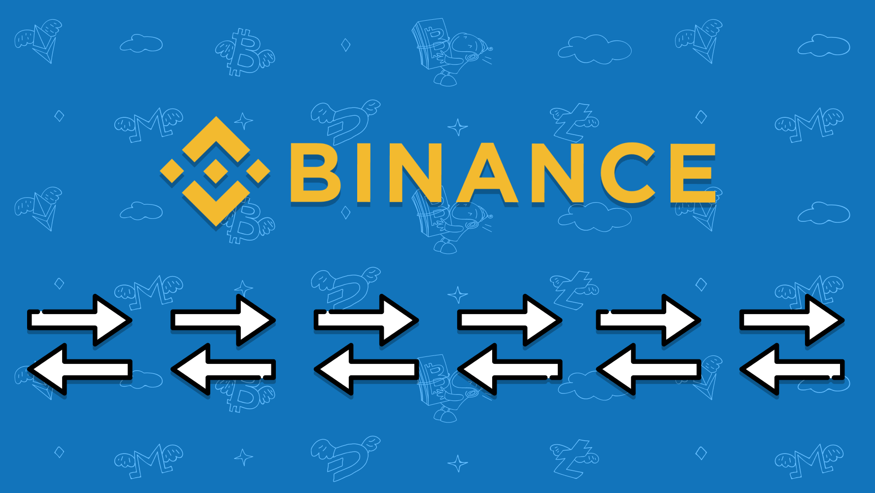 how to day trade cryptocurrencies on binance
