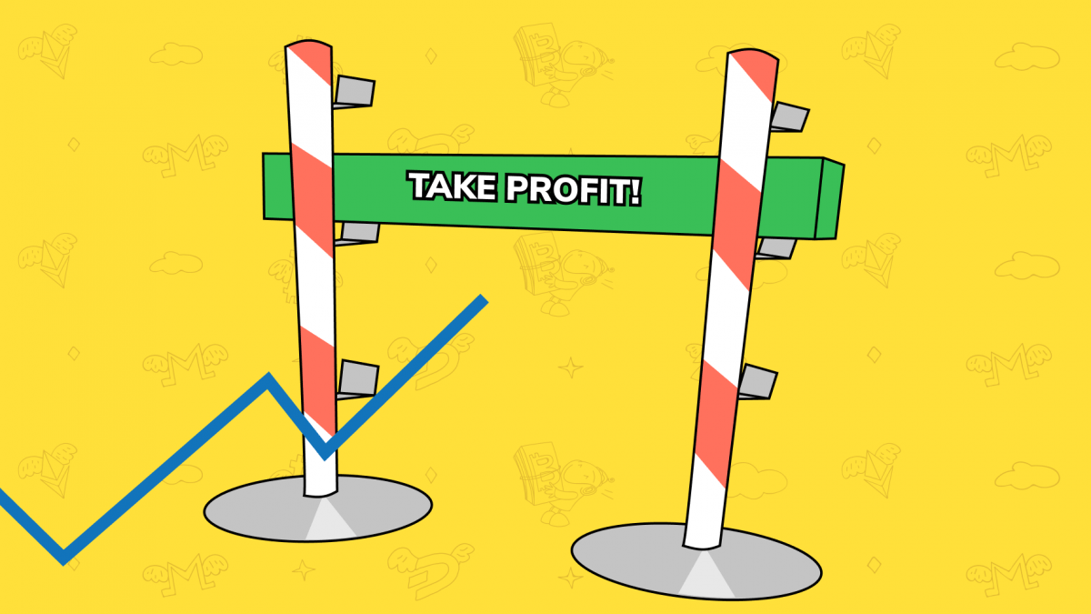 How to decide what take profit % to set