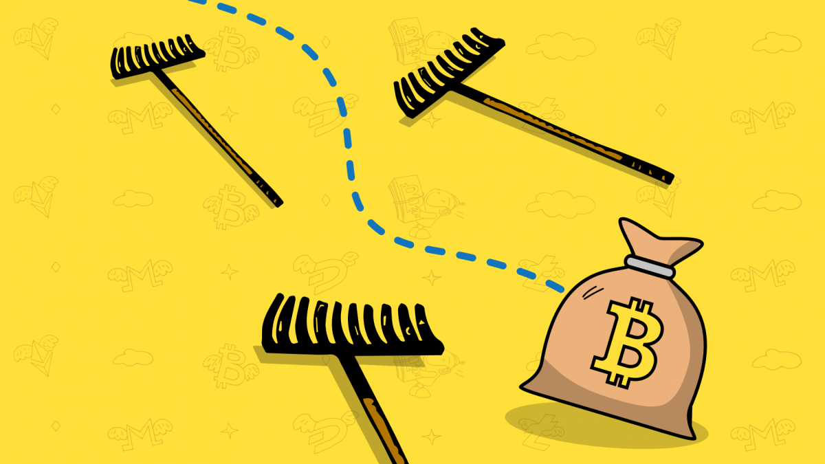 Common mistakes when trading crypto