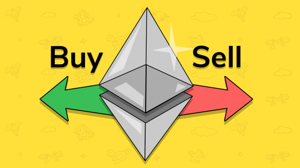 ETH trading 585x329 - How to trade Ethereum (ETH)