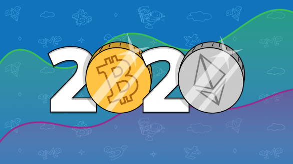 milestones 2020 585x329 - Top Blockchain & Crypto Milestones in 2020