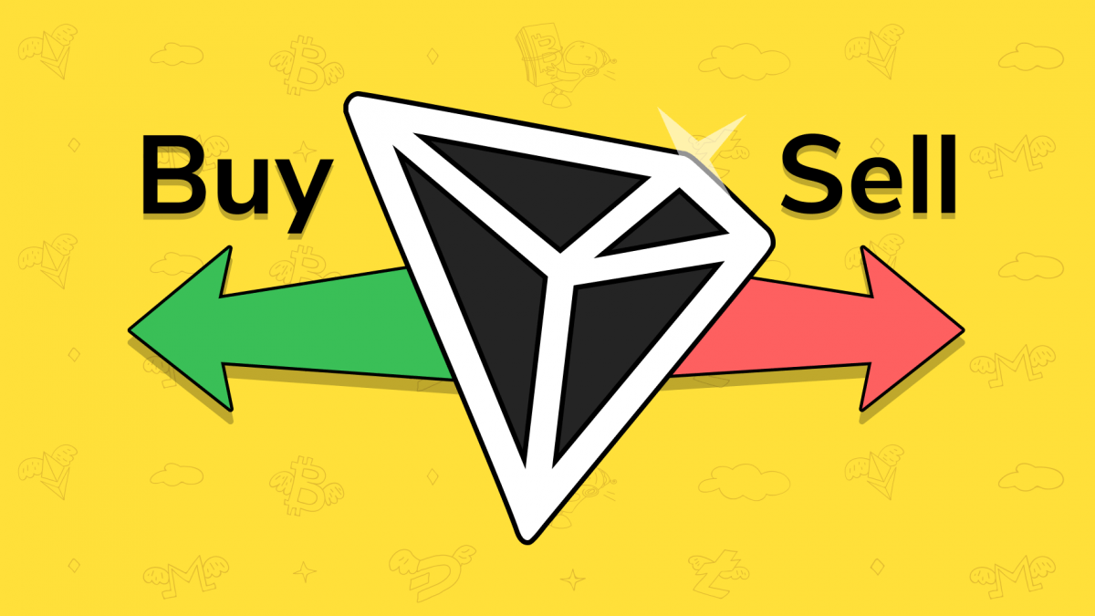 How to trade TRON (TRX)