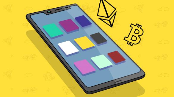 9 crypto apps