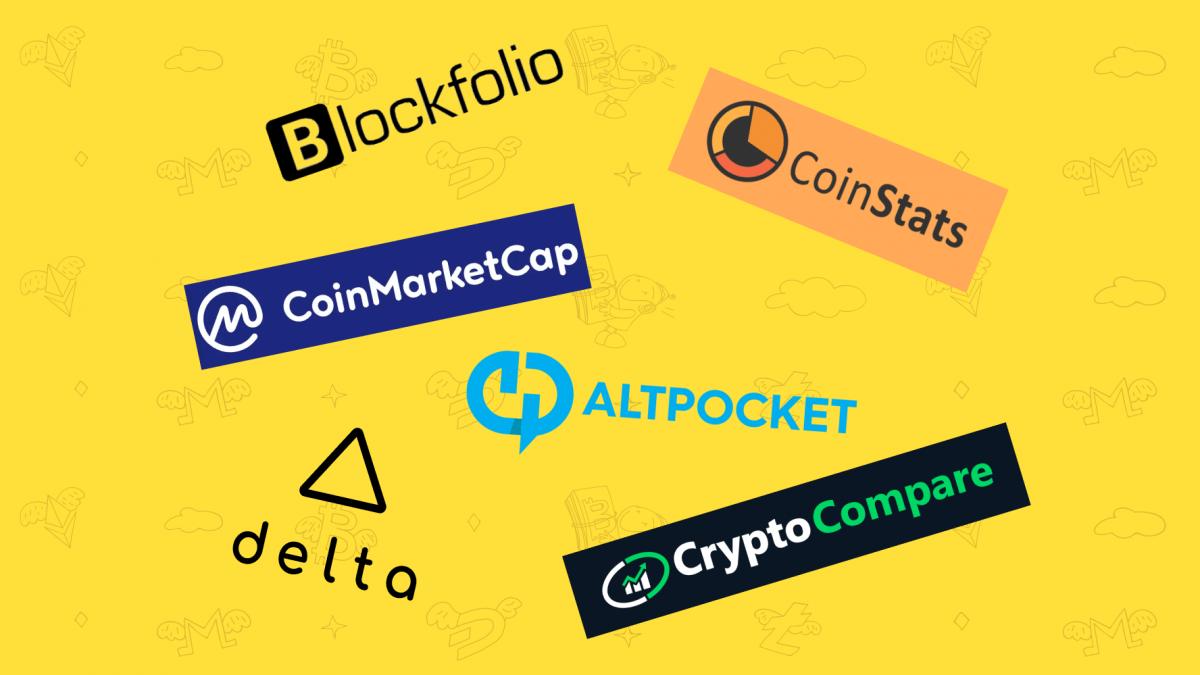 Top-7 crypto portfolio trackers 2020