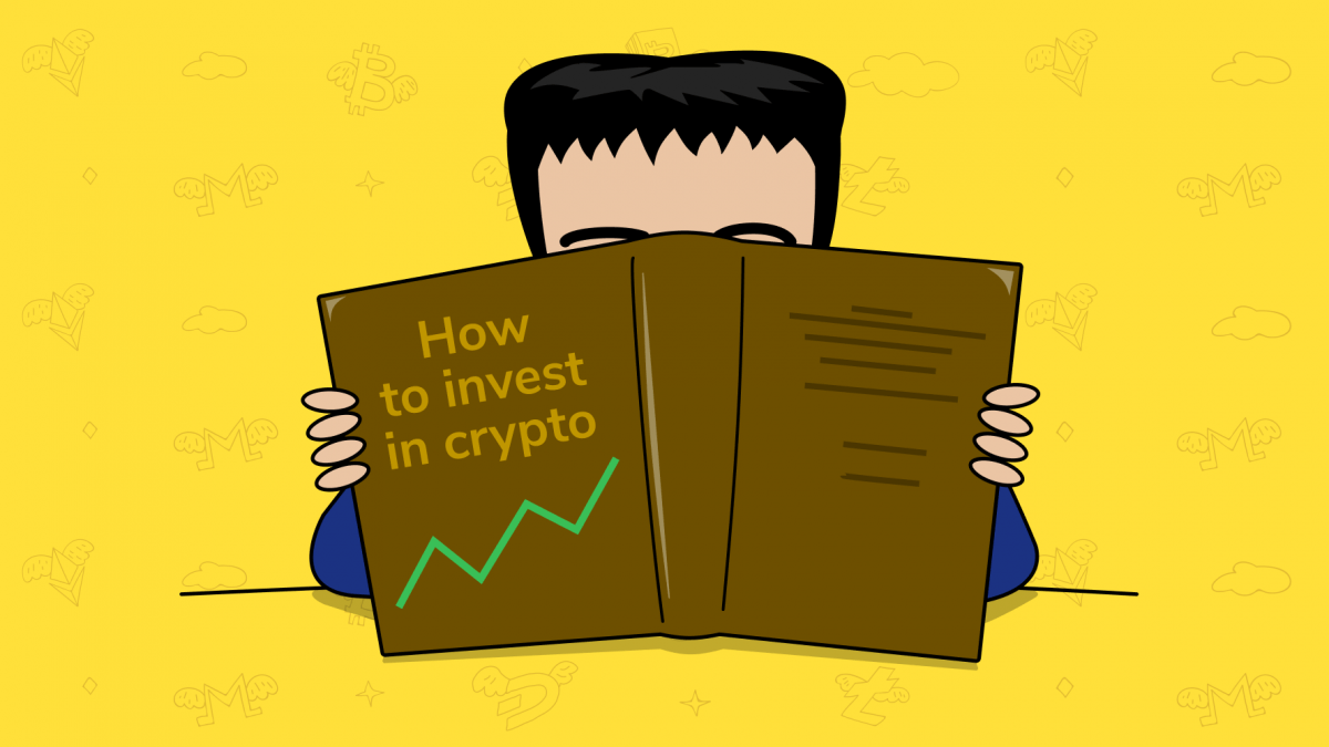 Crypto investing for dummies