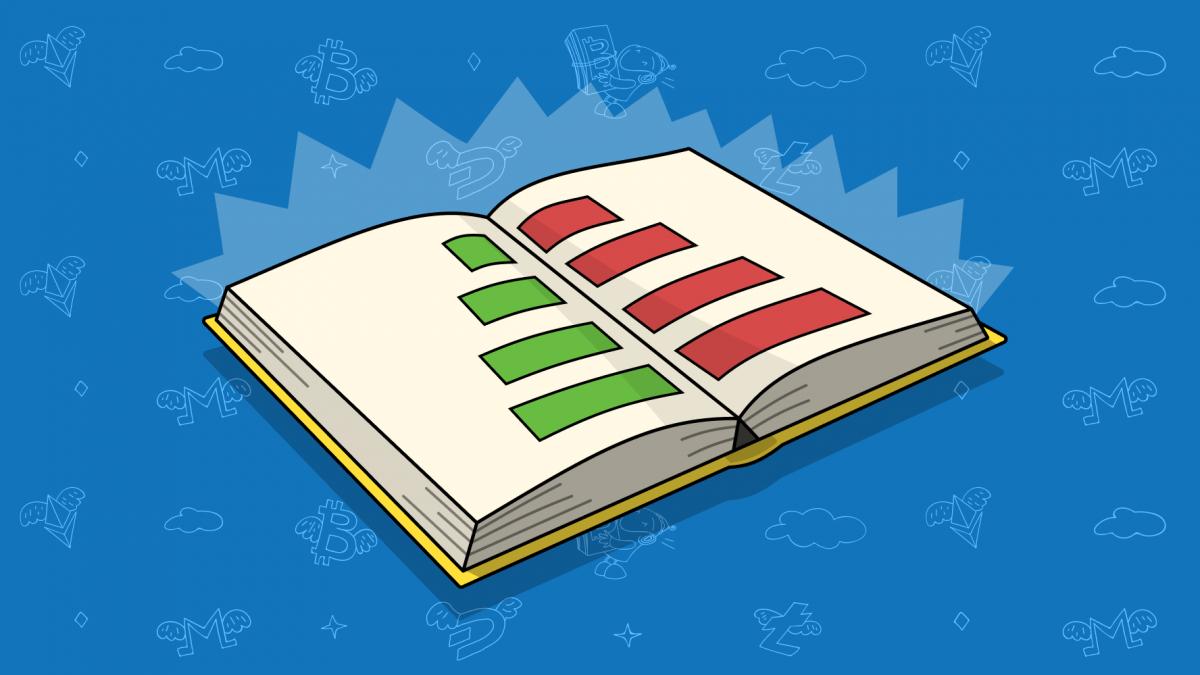 Order books explained