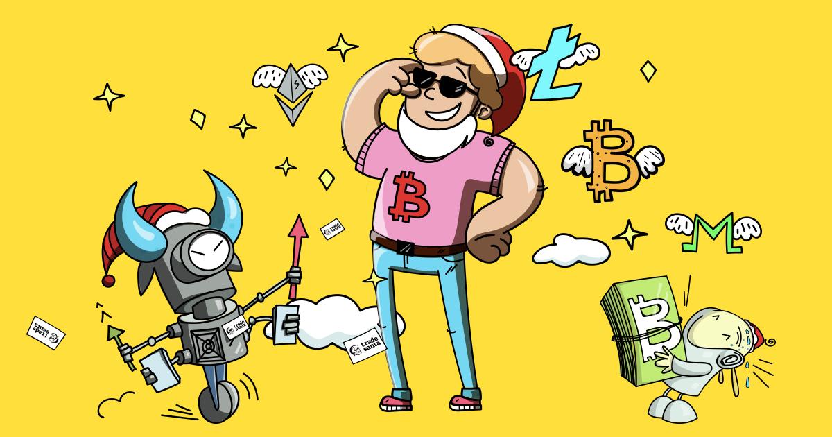 TradeSanta: Crypto Trading Bot for Binance, Bittrex